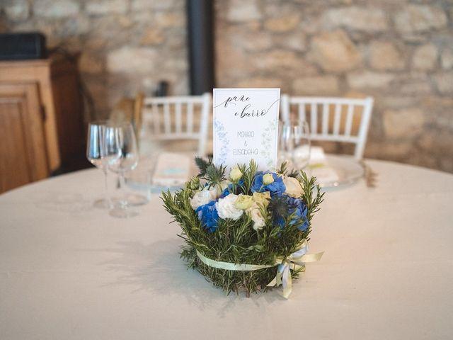 Il matrimonio di Matteo e Elisabetta a Impruneta, Firenze 52