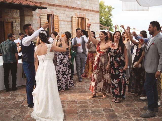 Il matrimonio di Matteo e Elisabetta a Impruneta, Firenze 54
