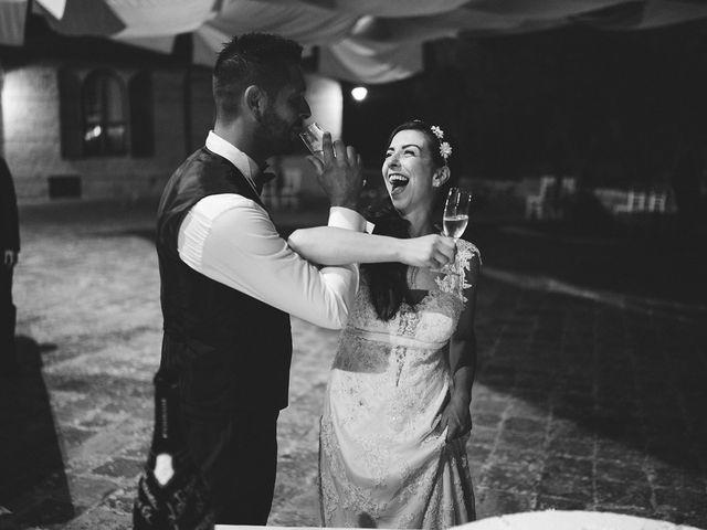 Il matrimonio di Matteo e Elisabetta a Impruneta, Firenze 67