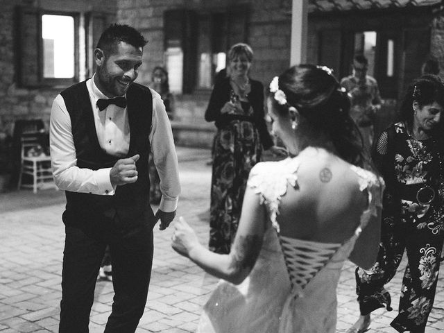 Il matrimonio di Matteo e Elisabetta a Impruneta, Firenze 72