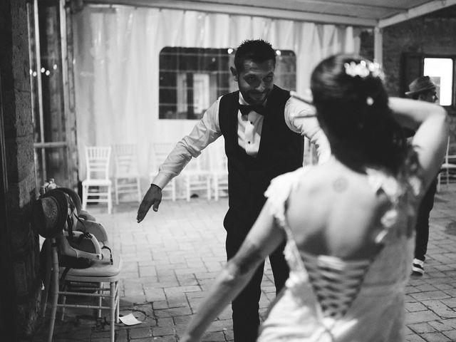 Il matrimonio di Matteo e Elisabetta a Impruneta, Firenze 73