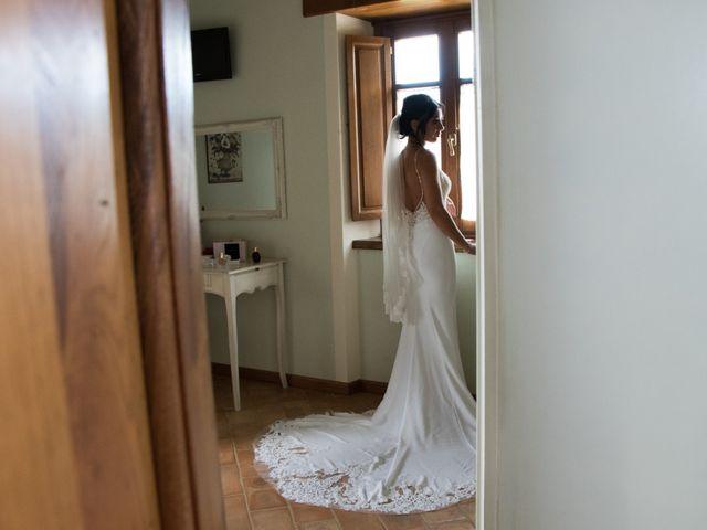 Il matrimonio di Yuseff e Katie a Bibbiena, Arezzo 2