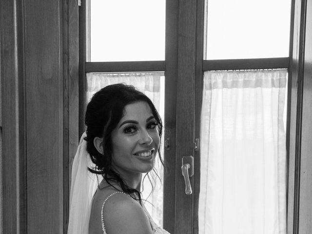 Il matrimonio di Yuseff e Katie a Bibbiena, Arezzo 3