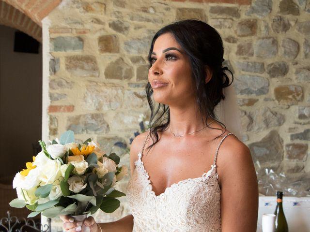 Il matrimonio di Yuseff e Katie a Bibbiena, Arezzo 4