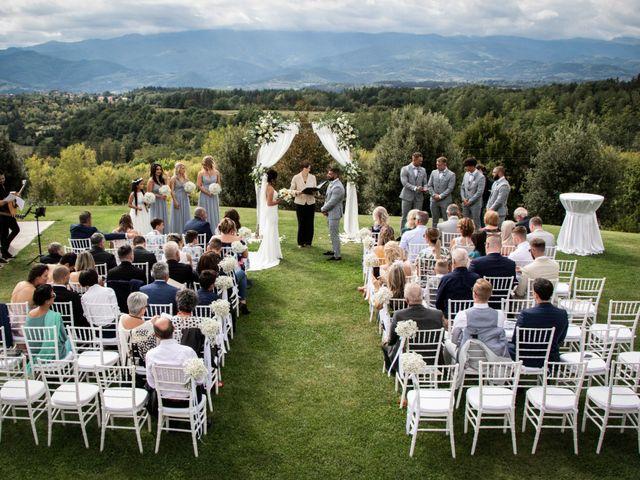 Il matrimonio di Yuseff e Katie a Bibbiena, Arezzo 5