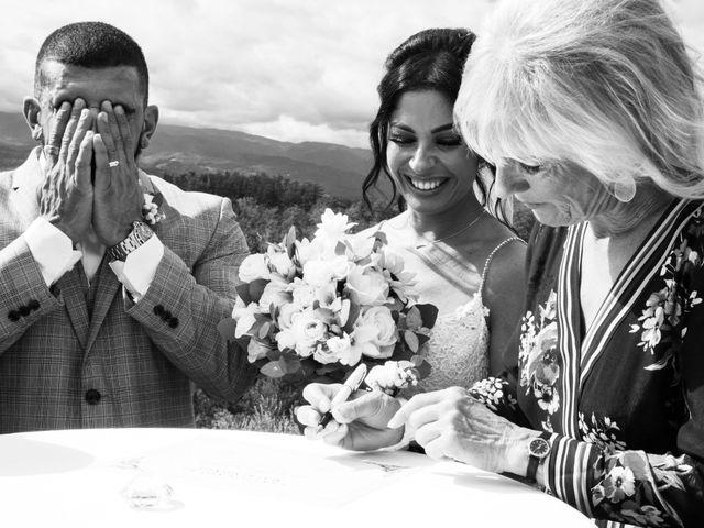 Il matrimonio di Yuseff e Katie a Bibbiena, Arezzo 6