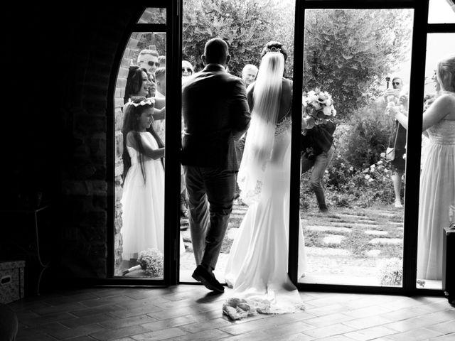 Il matrimonio di Yuseff e Katie a Bibbiena, Arezzo 7