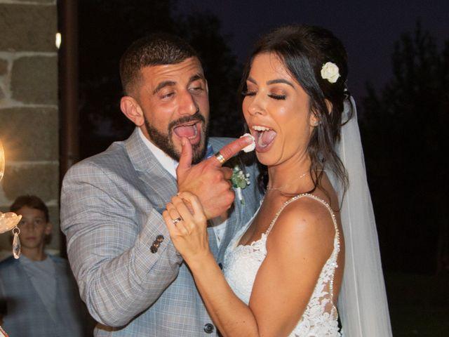 Il matrimonio di Yuseff e Katie a Bibbiena, Arezzo 9