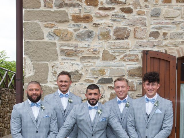 Il matrimonio di Yuseff e Katie a Bibbiena, Arezzo 12