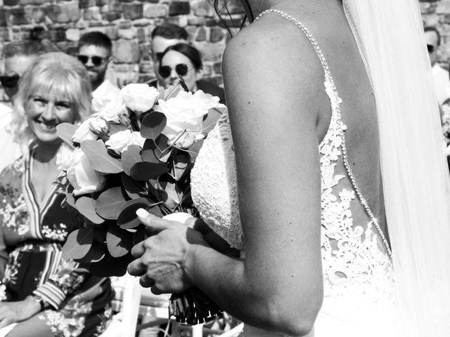 Il matrimonio di Yuseff e Katie a Bibbiena, Arezzo 13