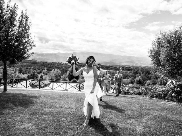 Il matrimonio di Yuseff e Katie a Bibbiena, Arezzo 14