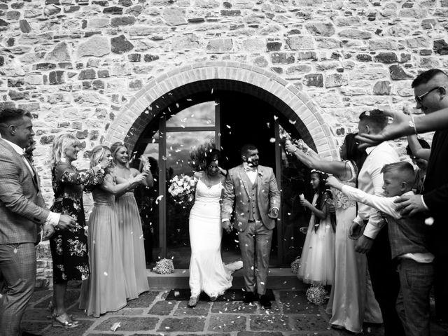 Il matrimonio di Yuseff e Katie a Bibbiena, Arezzo 15