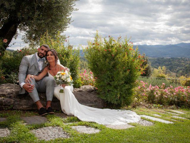 Il matrimonio di Yuseff e Katie a Bibbiena, Arezzo 1