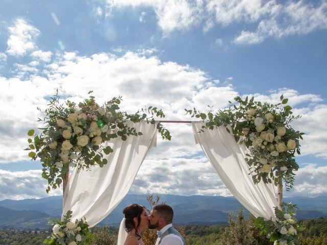 Il matrimonio di Yuseff e Katie a Bibbiena, Arezzo 16