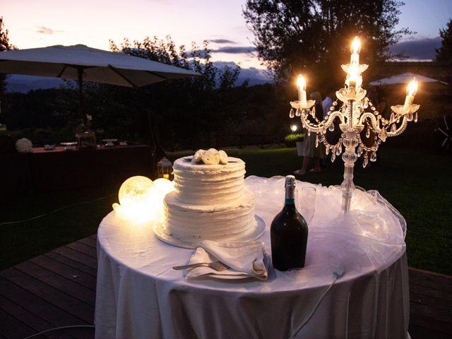 Il matrimonio di Yuseff e Katie a Bibbiena, Arezzo 17