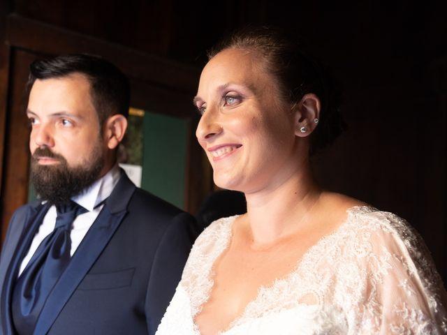Il matrimonio di Simone e Ramunda a Trisobbio, Alessandria 2