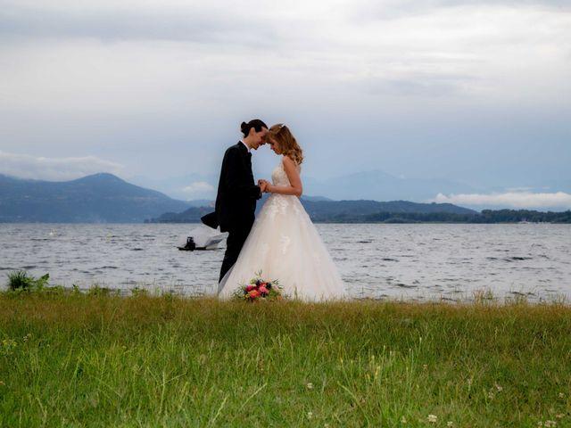 Le nozze di Alessandra e Maurizio