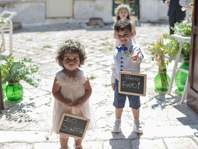 Il matrimonio di Valeria e Salvatore a Bari, Bari 21
