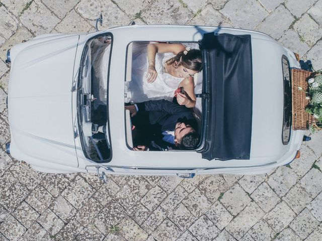 Il matrimonio di Valeria e Salvatore a Bari, Bari 23