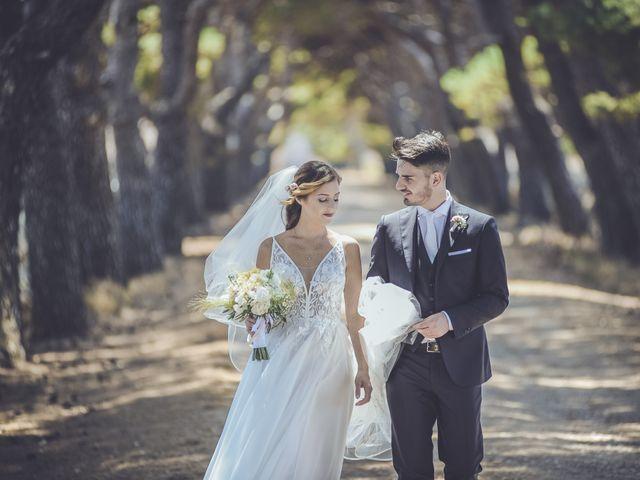 Le nozze di Salvatore e Valeria