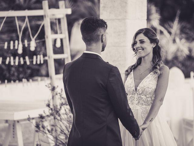 Il matrimonio di Valeria e Salvatore a Bari, Bari 38