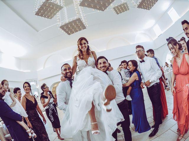 Il matrimonio di Valeria e Salvatore a Bari, Bari 39