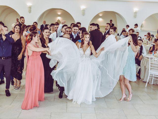 Il matrimonio di Valeria e Salvatore a Bari, Bari 43
