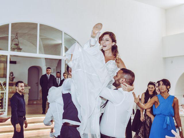 Il matrimonio di Valeria e Salvatore a Bari, Bari 44