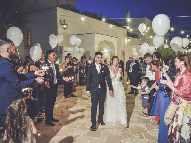 Il matrimonio di Valeria e Salvatore a Bari, Bari 48