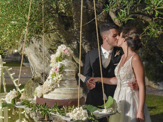 Il matrimonio di Valeria e Salvatore a Bari, Bari 49