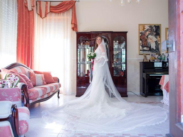 Il matrimonio di Pablo e Clara a Zafferana Etnea, Catania 7