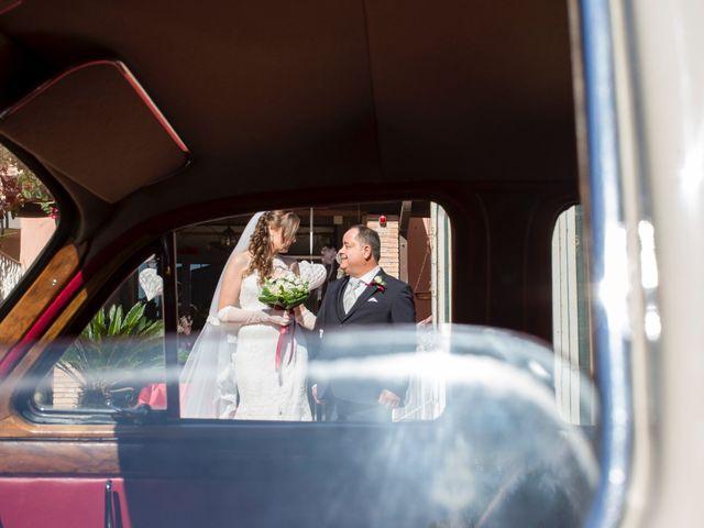 Il matrimonio di Pablo e Clara a Zafferana Etnea, Catania 8