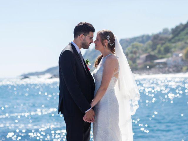 Il matrimonio di Pablo e Clara a Zafferana Etnea, Catania 9