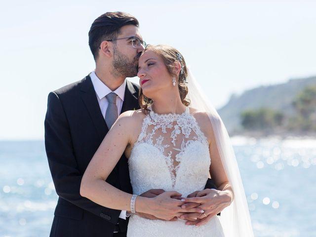Il matrimonio di Pablo e Clara a Zafferana Etnea, Catania 1