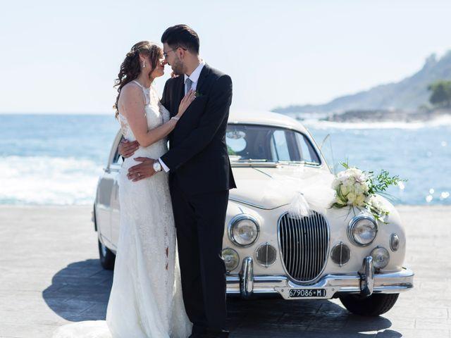 Il matrimonio di Pablo e Clara a Zafferana Etnea, Catania 11