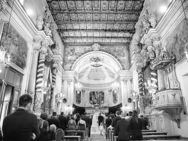 Il matrimonio di Pablo e Clara a Zafferana Etnea, Catania 28