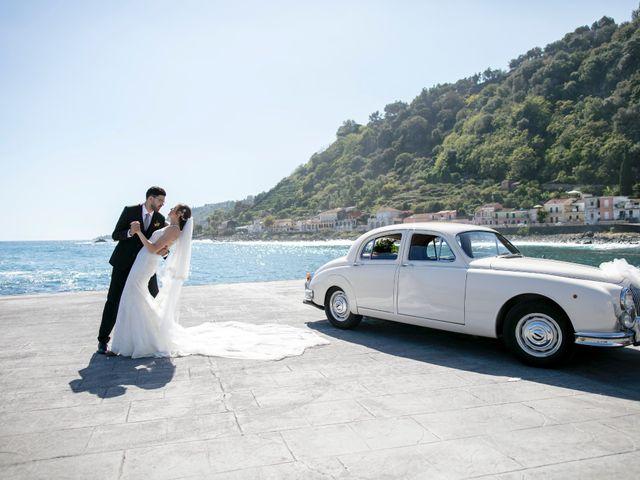 Il matrimonio di Pablo e Clara a Zafferana Etnea, Catania 31