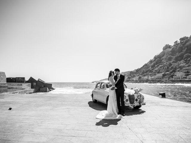 Il matrimonio di Pablo e Clara a Zafferana Etnea, Catania 33