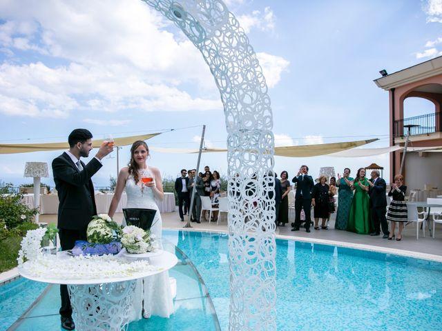 Il matrimonio di Pablo e Clara a Zafferana Etnea, Catania 34