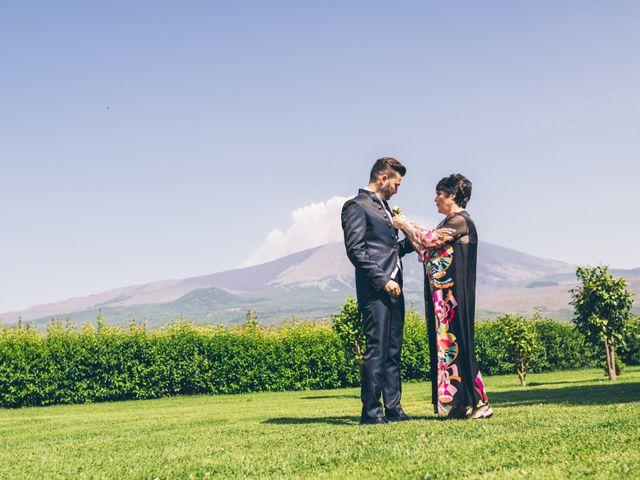 Il matrimonio di Marilena e Francesco a Bronte, Catania 18