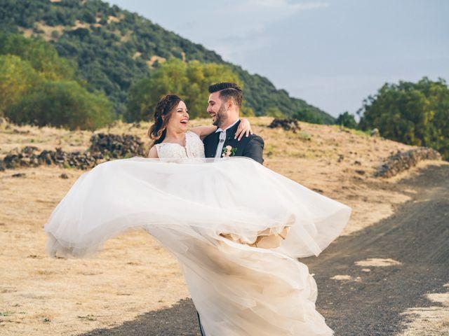 Il matrimonio di Marilena e Francesco a Bronte, Catania 32