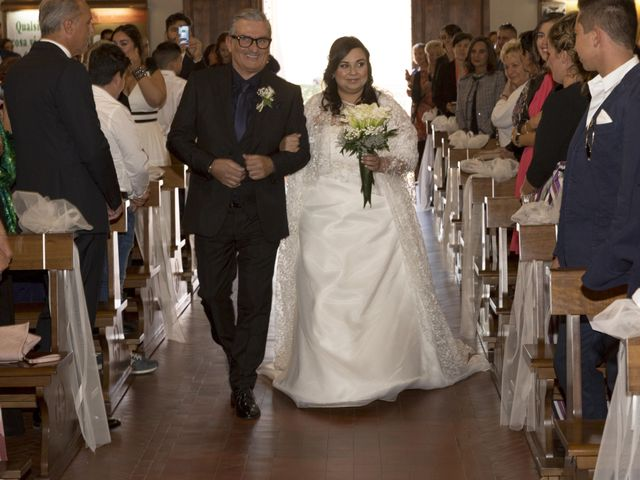 Il matrimonio di Barbara e Alessandro a Prato, Prato 14