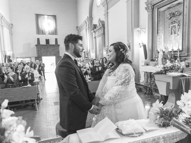 Il matrimonio di Barbara e Alessandro a Prato, Prato 17