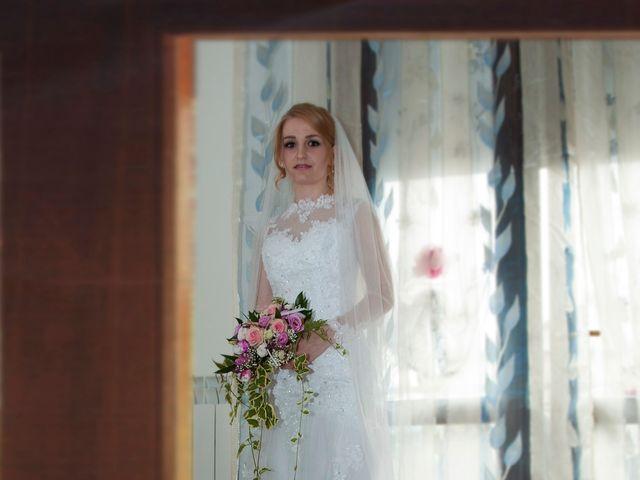 Il matrimonio di Luca e Eleonor a San Severino Marche, Macerata 5