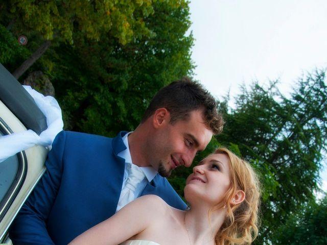 Il matrimonio di Luca e Eleonor a San Severino Marche, Macerata 8