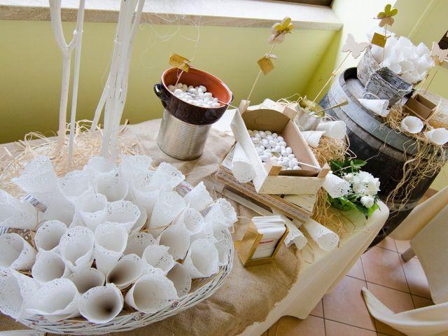 Il matrimonio di Luca e Eleonor a San Severino Marche, Macerata 10