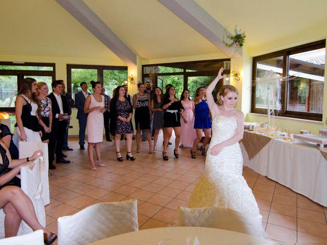 Il matrimonio di Luca e Eleonor a San Severino Marche, Macerata 14