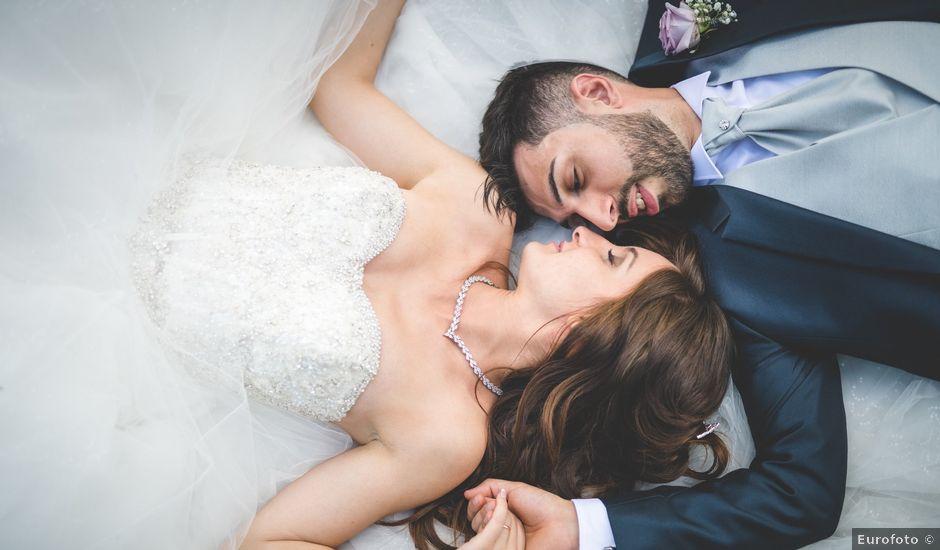 Il matrimonio di Mirko e Francesca a Cocconato, Asti