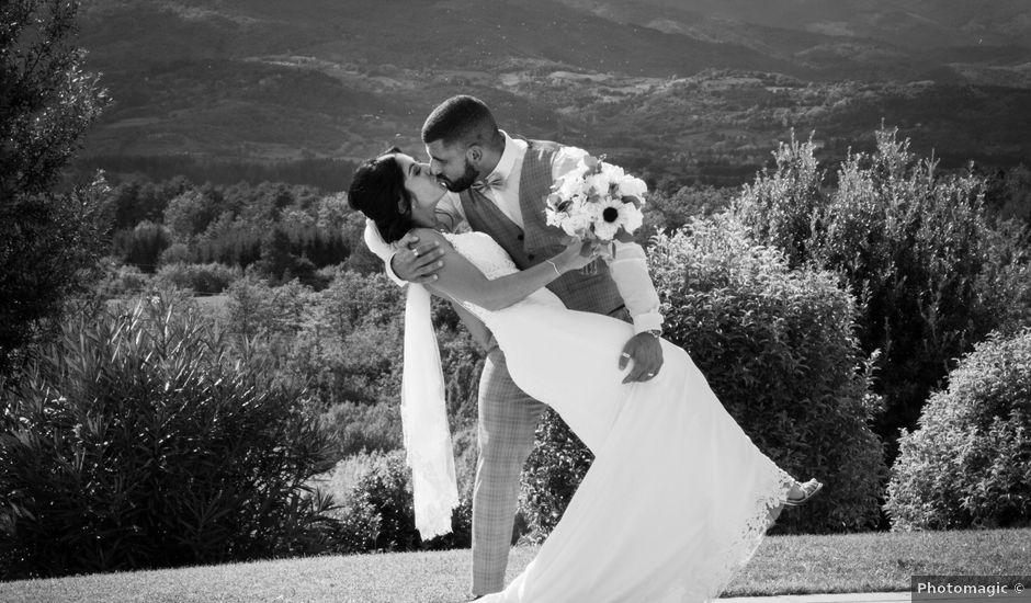 Il matrimonio di Yuseff e Katie a Bibbiena, Arezzo