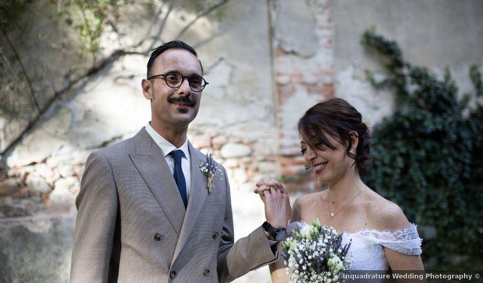 Il matrimonio di Valerio e Letizia a Meda, Monza e Brianza